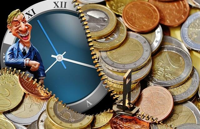 az idő pénz, virtuális asszisztens